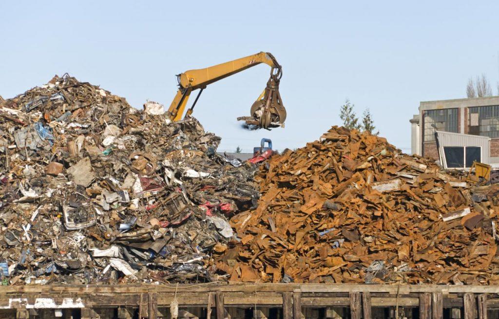 Приемка металла в Озерецкое прием черного металла с вывозом в Рогачево