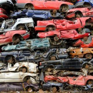 Автомобиль на металлолом