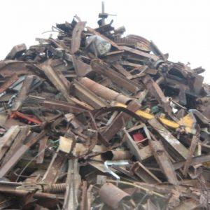 Сдача металлолома в Калистово черный лом в Шугарово